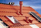 Roof ventilation and accessory products