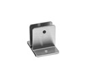 Stainless steel panel holders